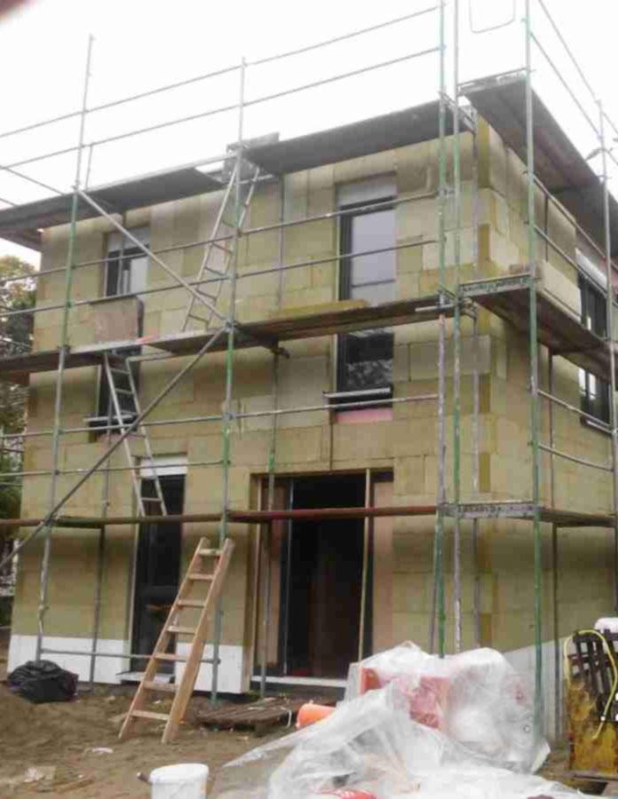 Bauarbeiten im Raum Hannover
